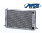 AFCO Racing Scirocco-Style Drag Racing Radiators