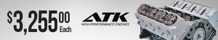 ATK High Performance Chevy LM7 5.3L 385 HP Long BLock Crate Engines