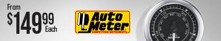 AutoMeter Chrono Series Gauges