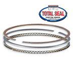 Total Seal Gas Ported Piston Ring Sets