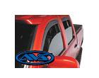 Auto Ventshade Seamless Ventvisor Deflectors
