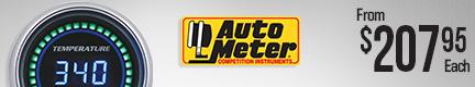 AutoMeter Elite Digital Gauges