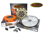 Centerforce Dual Friction Clutch Kit for 1998-02 and 2010-15 Camaro, 1997-13 Corvette, 1998-02 Firebird and 2004-06 GTO
