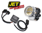 JET Throttle Bodies and Xcelerator Throttle Enhancers (show an image and pricing for both)