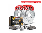 Power Stop Z36 Truck and Tow Performance Brake Kits with Calipers
