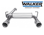 Dynomax Super Turbo Exhaust System for 2018 Jeep JL