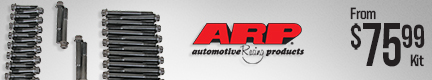 """ARP Pro Series Cylinder Head Bolt Kits"""