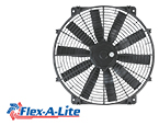 Flex-A-Lite Flex-Wave Electric Fans