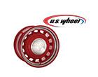 U.S. Wheel 555 Series Paint Ready Artillery Wheels