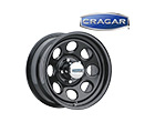 """Cragar Soft 8 Black Wheels Splat """"Also available in Silver and Chrome"""""""