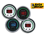 AutoMeter Elite Series Digital Gauges (I'd like to show the 4 options available: Cobalt, Phantom, Sport-Comp, Ultra-Lite)