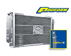 Proform Slim-Fit Radiators (For VO: The only 4-Inch Thick, Unified Radiator System).
