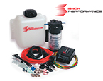 """Snow Performance Boost Cooler Stage-2 Water/Methanol Injection Systems   """"available with nylon tubing or stainless steel braided lines."""""""