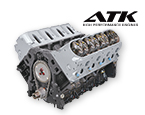 ATK High Performance Chevy LQ4 6.0L 460 HP Long Block Crate Engines