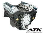ATK High Performance GM 350 325 HP Stage 1 Long Block Crate Engines
