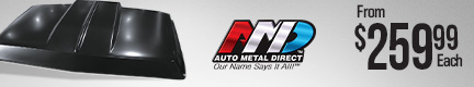 Auto Metal Direct Hoods (Incorporate in VO: From Stock to Scoops, Hoods for Almost Any Ride!)