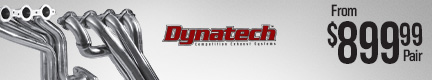 Dynatech SuperMAXX Headers
