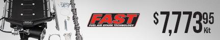 FAST Gen III Hemi Supercharger/Camshaft Power Packages
