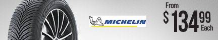 Michelin CrossClimate 2 Tires