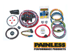 "Painless Performance Chassis Wiring (""Complete Chassis Wiring Starting At $229.99"" and push American made aspect.)"