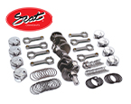 SCAT LS products – Crankshafts, Connecting Rods and Rotating Assemblies
