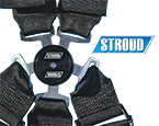 "Stroud Safety Kam-Lock Harness for 2"" Belts (See comments)"