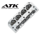 ATK High Performance Aluminum Cylinder Heads for Small Block Chevrolet