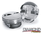 Diamond Pistons Chevy LS Competition Series Pistons