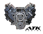 ATK Marine Rebuilt Long Block Engines