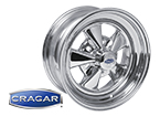 Cragar S/S Super Sport Chrome Wheels
