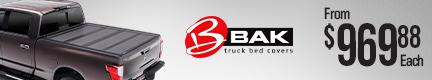 BAK BakFlip MX4 Tonneau Covers
