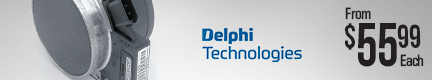 Delphi Mass Airflow Sensors