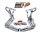 Doug's Headers Sidemount Headers and Pipes for Corvette
