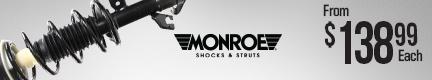 Monroe Quick-Struts