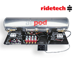 Ridetech RidePRO E5 Air Control  Systems (available with 3 and 5 gal. compressors)