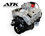 ATK High Performance GM 383 Stroker 425 HP Stage 3 Long Block Crate Engines
