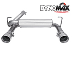 Dynomax Super Turbo Exhaust System for JL Wrangler