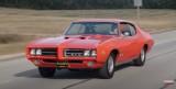 """1969 Pontiac GTO """"Judge"""""""