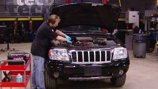 "'04 Jeep Grand Cherokee ""Tired Cherokee"""