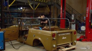 Diesel Buggy