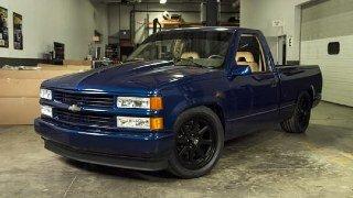 """'93 Chevy Silverado """"Senior Silverado"""""""
