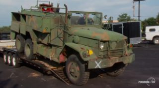 Military 6X6 Bobbed Deuce