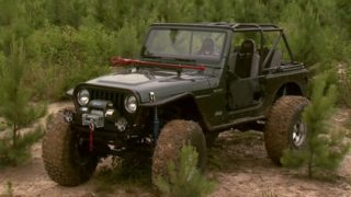 "'03 ""Dual Purpose"" Jeep TJ"
