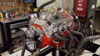 Chevy 454 Big Block