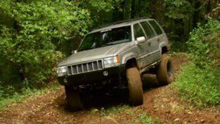 '98 Jeep Grand Cherokee
