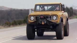 '69 International Scout 4x4