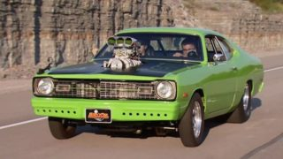 "'74 Dodge Dart ""Pro-Street Dodge"""
