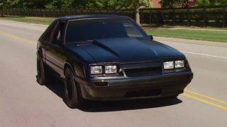 "'86 Ford Mustang ""Dark Horse"""