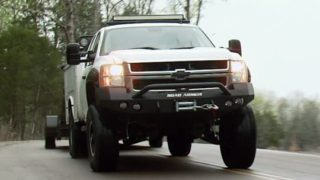 "'07 Chevy 2500HD Silverado ""Chase Truck"""
