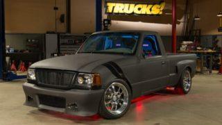 """'01 Mazda B2500/Ford Ranger """"Rolling Thunder"""""""